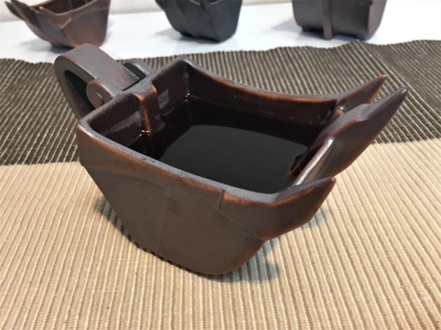 リッパーバケットカップ「鉄さび」