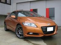 HONDA CR-Z with HKS GT-SUPER CHARGER! ③