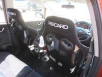 ホンダ フィットRS RECARO SP-GTⅡ/TE37 SONIC/POTENZA RE71R