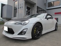 TOYOTA 86 ZN6 ENDLESS ブレーキキャリパーキット取り付け