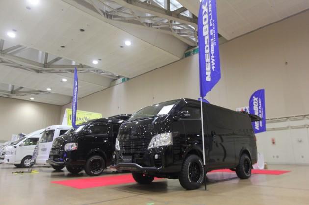 北海道 キャンピングカー フェスティバル 2020