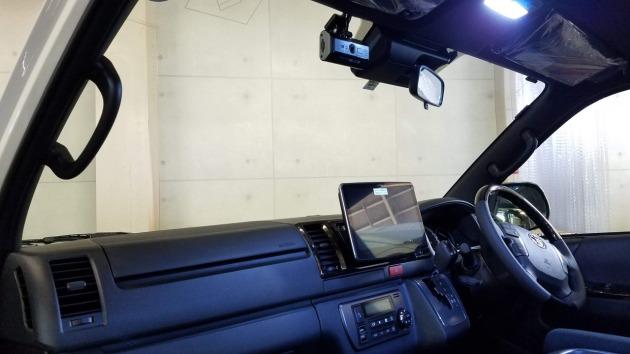 レコーダー 取り付け ドライブ