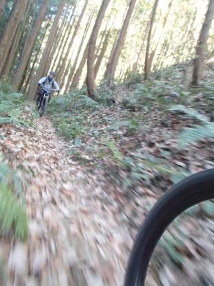 MTBでいろいろサイクリングしてきました〜!