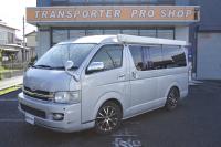 200系ハイエースワイドS-GLガソリン2WD