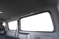 ESサイドマルチパイプラック:トヨタ 200系ハイエース【製品紹介】