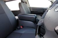 ESアームレストHi:トヨタ 200系ハイエース【製品紹介】