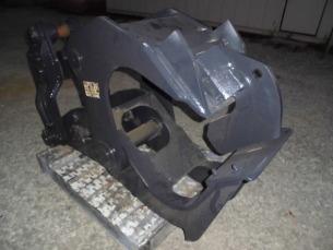 丸順製 0.7用 中古機械式伐木・抜根細断割機 抜根eチョッパー WT120