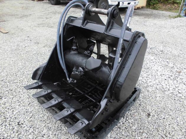 タグチ工業製 0.45用 ドライブミキシング撹拌バケット DM120