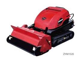 コマツゼノア(現ハスクバーナー・ゼノア)製 搭乗式ハンマーナイフモア(ハンドガイド) ZHM1520
