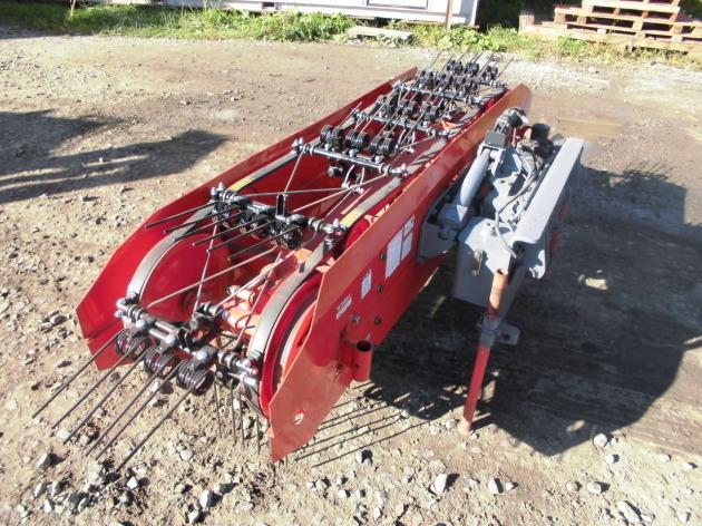 ハスクバーナー・ゼノア製 ZHM1510/ZHM1520用両側回転 集草機 AH2010R
