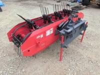 ハスクバーナゼノア製 ZHM1510/ZHM1520用 集草機 AH2010R