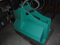 タグチ工業製 草刈りバックホウアタッチメント クサカルゴンSK60