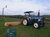 フォード製 トラクター 6610 4WD + ビコン製 草刈り 4連ディスクモア EX124