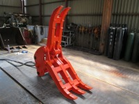 タグチ工業製 0.45用油圧式フォーク GV-120L