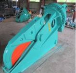 マルマテクニカ製 0.7用木材・廃プラ切断機 MWS700R