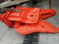 日本ニューマチック工業(NPK)製 0.7m3用 鉄骨カッター K-23XA