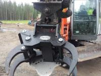 伐採用木材切断機「JAK WOOD CUTTER」
