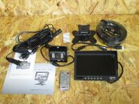 建設機械・農業機械用バックカメラキット