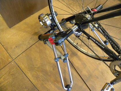 自転車の 自転車 室内 ローラー : 負荷範囲についてもVFSシリーズ ...