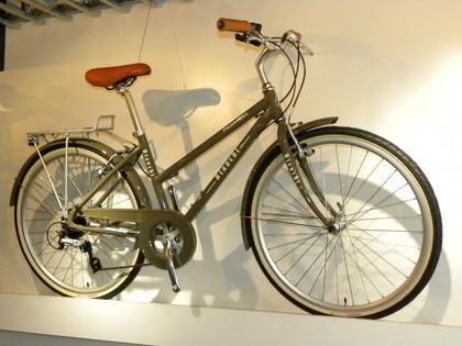 お洒落な街乗り自転車♪Bianchi ...