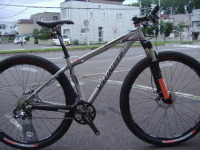 '09 SPECIALIZED Stumpjumper(スタンプジャンパー) Comp 29