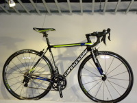 本場の雰囲気!2015 Cannondale Super Six Evo 105
