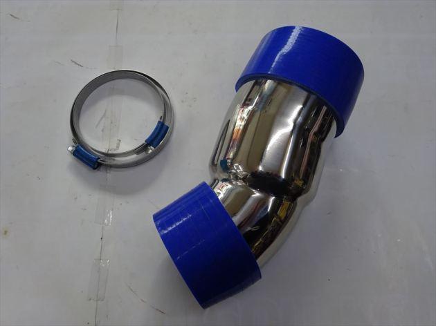 ZERO/SPORTS エアーインテークパイプ 90φ インプレッサ・レガシィ用 新品特価品