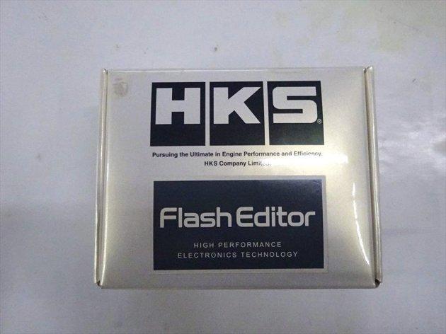 HKS Flash Editor エボ10 旧タイプ 新品特価品