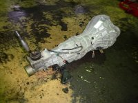 スカイライン HCR32 RB20DET 5速ミッション