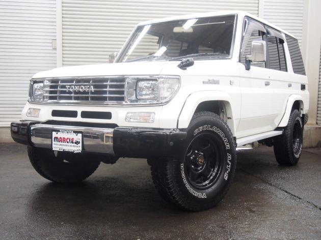 本州仕入れのきれいな車両!ランクルプラドSX-LTD