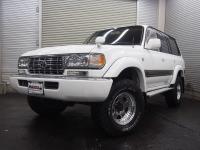 ランクル80中期モデル ホワイトボディ