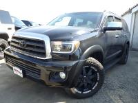 USトヨタセコイアLTD 4WD ブラックボディ レザー/サンルーフ/パワードア