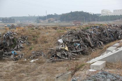 2011年11月14日福島県南相馬市 東北電力原町火力発電所 NEEDSBOX ...