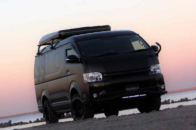 200 HIACE WAGON NEEDSBOX WGT  EXTERIOR CONCEPT