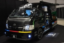 Salomon PROMO HIACE Produce by NEEDSBOX