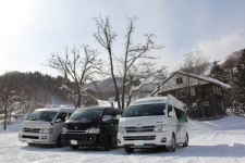 Rider:Masashi Tanifuji WINTER HIACE SESSION