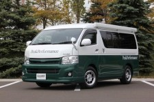 「PeakPerformance NEEDSBOX HIACE」スペック