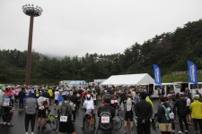 CYCLE AID JAPAN 2016 in 郡山ツール・ド・猪苗代湖 開会式