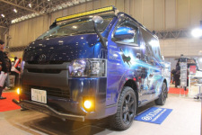 OGUshow HIACE W PICKUP TRANSPORTER