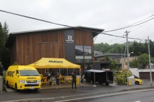 急遽…!? NEEDSBOX VanLife 展示 -TRY UST/FIT MAVIC-
