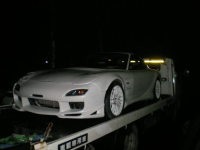 RX-7 FD3S TIS ありがとう走行会!!