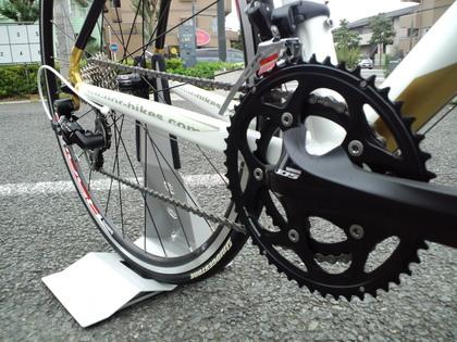 自転車の 自転車 アルミフレーム 修理 : リ/カーボン/アルミ]・フレーム ...