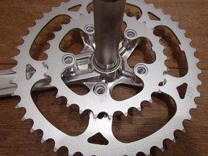 自転車の ギア比 自転車 : なコンパクトだと34Tが最小ギア ...