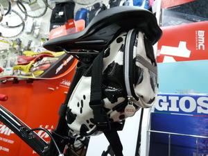 自転車の 自転車 サドルバッグ おしゃれ : カラフルサドルバッグ|自転車 ...