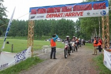 The 7th CROSS COUNTRY RALLY HOKKAIDO 4DAYS 2013 DAY-3