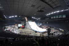 TOYOTA BIG AIR 2014 IN 札幌ドーム:sclover石川敦士選手出場!
