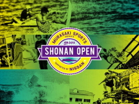 MURASAKI SPORTS PRESENTS SHONAN OPEN 2015 SUPPORTED BY NISSAN
